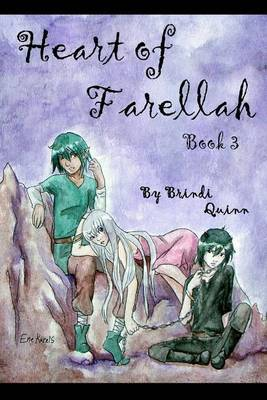 Heart of Farellah: Book 3