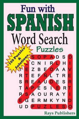 Fun with Spanish - Word Search Puzzles