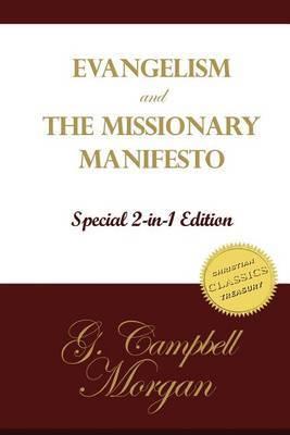 Evangelism and the Missionary Manifesto