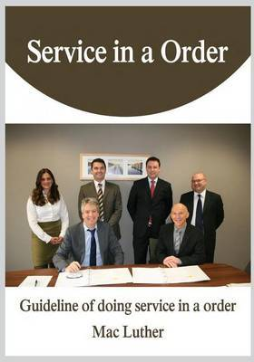 Service in a Order: Guideline of Doing Service in a Order