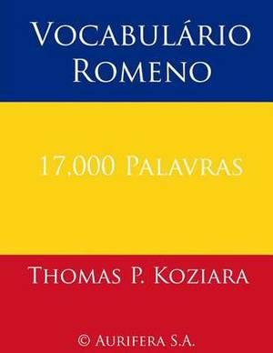 Vocabulario Romeno