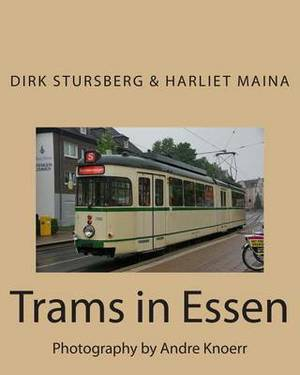 Trams in Essen: Photography by Andre Knoerr