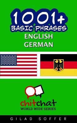 1001+ Basic Phrases English - German