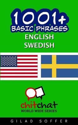 1001+ Basic Phrases English - Swedish