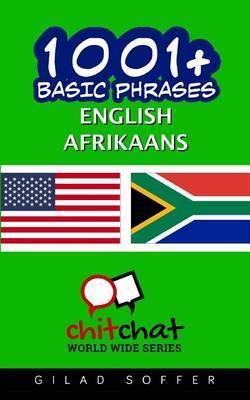 1001+ Basic Phrases English - Afrikaans