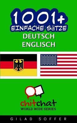 1001+ Einfache Satze Deutsch - Englisch