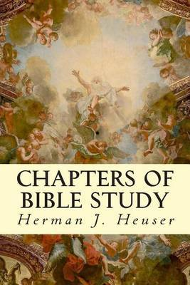 Chapters of Bible Study