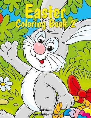 Easter Coloring Book 2
