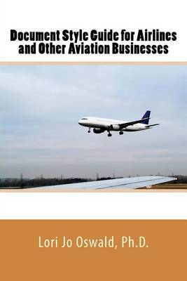 Document Style Guide for Airlines and Other Aviation Businesses