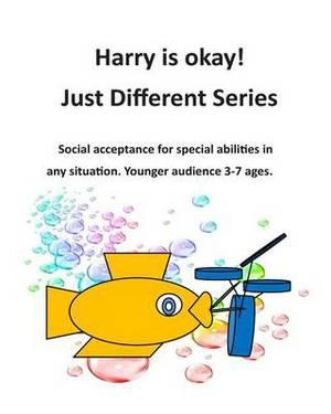 Harry Is Okay: Starter Story: Social Acceptance