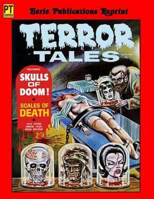 Terror Tales March 1969