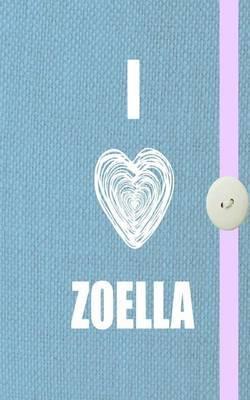 I Love Zoella: Journal (Small)