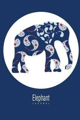 Elephant Journal: (lined Paper Journal)