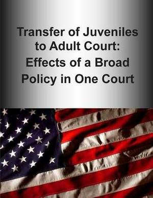 Transfer of Juveniles to Adult Court: Effects of a Broad Policy in One Court (Black and White)