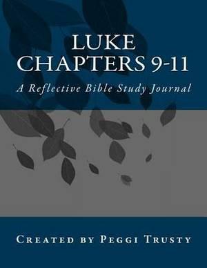 Luke, Chapters 9-11: A Reflective Bible Study Journal