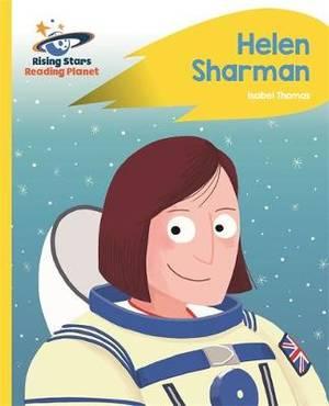 Reading Planet - Helen Sharman - Yellow: Rocket Phonics