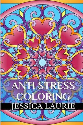 Anti Stress Coloring Book Art Therapy And Relaxation