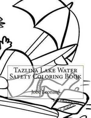 Tazlina Lake Water Safety Coloring Book