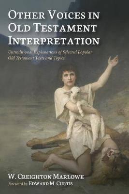 Other Voices in Old Testament Interpretation