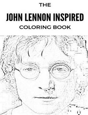 Magrudy.com - John Lennon Inspired Coloring Book: Beatles and ...