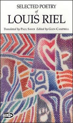 The Selected Poetry of Louis Riel