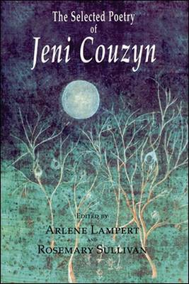 The Selected Poetry of Jeni Couzyn