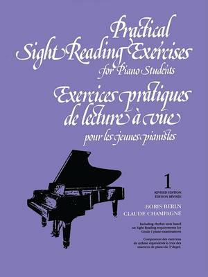 Practical Sight Reading Exercises for Piano Students, Bk 1