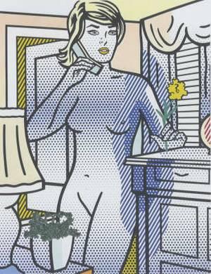 Roy Lichtenstein: Interiors