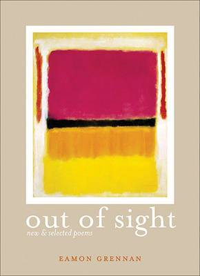 Out of Sight: New & Selected Poems