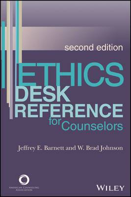 Ethics Desk for Counselors