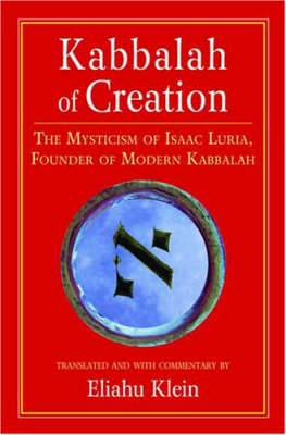 Kabbalah Of Creation