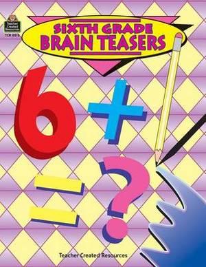 Sixth Grade Brain Teasers