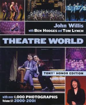Theatre World 2000-2001 Season