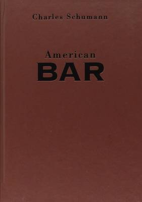 American Bar: Artistry of Mixing Drinks