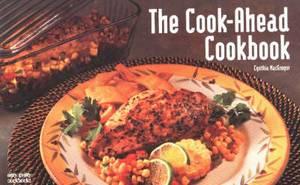 The Cook-Ahead Cookbook
