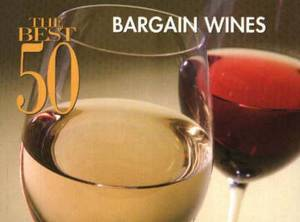 The Best 50 Bargain Wines