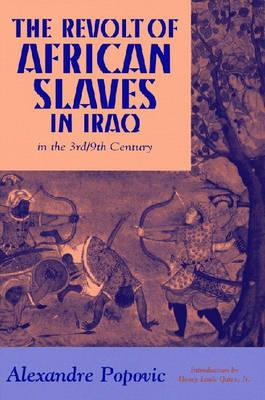 The Revolt of African Slaves in Iraq in the III-IX Century