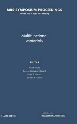 Multi-Functional Materials