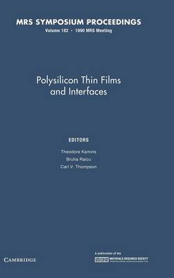 Polysilicon Thin Films and Interfaces