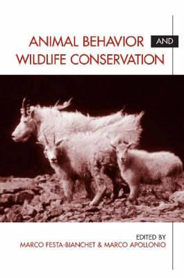 Animal Behavior and Wildlife Conservation