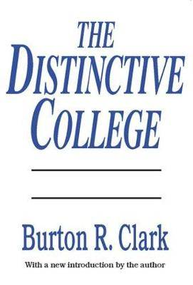 The Distinctive College: Antioch, Reed, and Swathmore