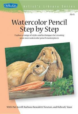 Watercolour Pencil Step by Step