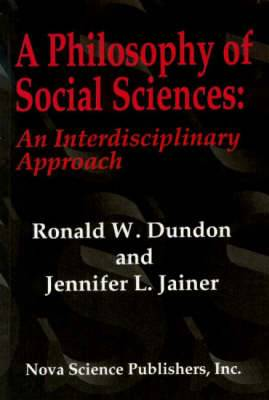 Philosophy of Social Sciences: An Interdisciplinary Approach
