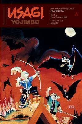 Usagi Yojimbo: Book 5: Usagi Yojimbo: Book 5 Lone Goat and Kid