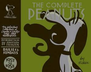 The Complete Peanuts 1957-1958: Vol 4