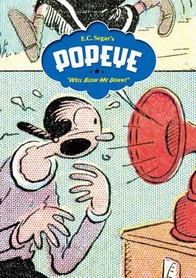 Popeye: v. 2: Well Blow Me Down