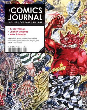 Comics Journal #293: September 2008: No. 293