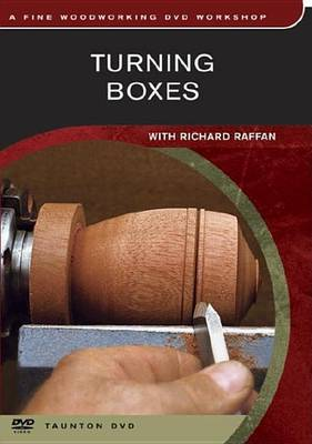 Fine Woodworking: Turning Boxes