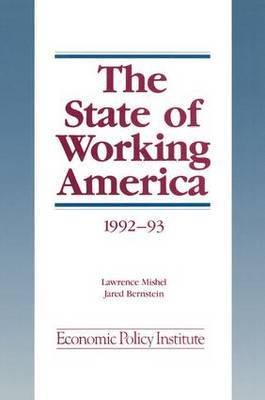 The State of Working America: 1992-93