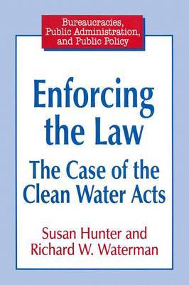 Enforcing the Law: Case of the Clean Water Acts